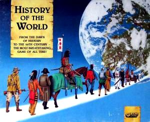 History Of The World Board Game | Vintage Board Games & Classic Toys | Vintage Playtime