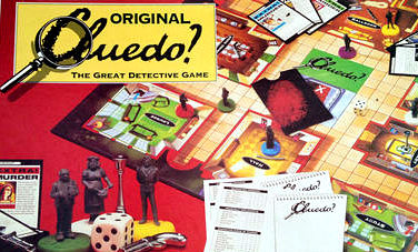 Cluedo Board Game | Vintage Board Games & Classic Toys | Vintage Playtime