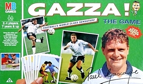 Gazza! Board Game | Vintage Board Games & Classic Toys | Vintage Playtime