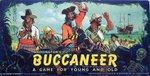 'Buccaneer' Board Game: Rule Booklet