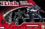 'Risk: Transformers Cybertron Battle' Board Game