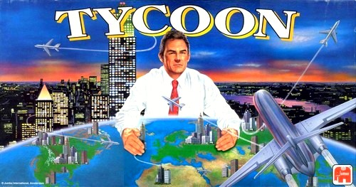 Tycoon Board Game | Vintage Board Games & Classic Toys | Vintage Playtime