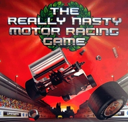 The Really Nasty Motor Racing Game Board Game | Vintage Board Games & Classic Toys | Vintage Playtime