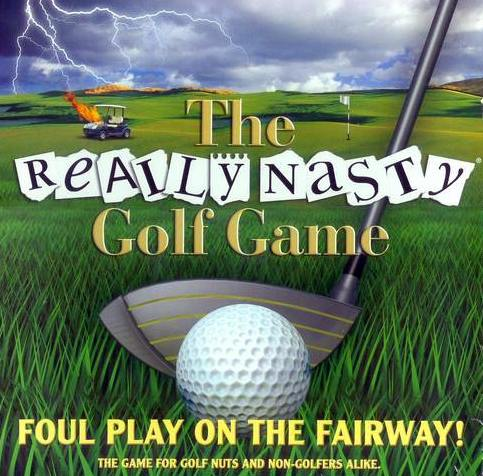 The Really Nasty Golf Game Board Game | Vintage Board Games & Classic Toys | Vintage Playtime