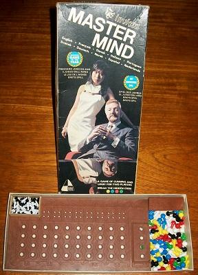 'Master Mind' Game