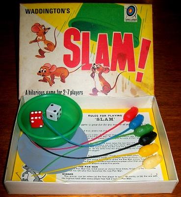 'Slam!' Game