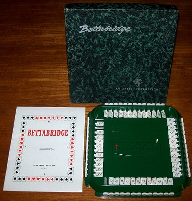 'Bettabridge' Game