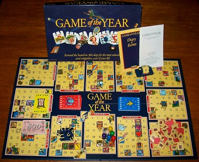 'Game Of The Year' Board Game