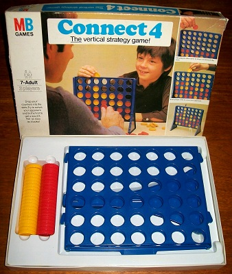 'Connect 4' Game
