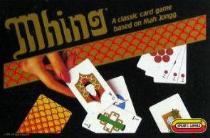 Mhing Card Game | Vintage Board Games & Classic Toys | Vintage Playtime