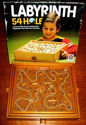 'Labyrinth' Game
