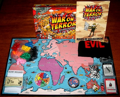 'War On Terror' Board Game