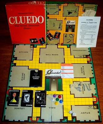 cluedo classic rules