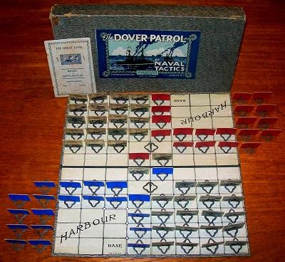 'Dover Patrol' Board Game