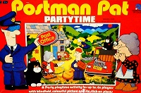 Postman Pat: Partytime Game | Vintage Board Games & Classic Toys | Vintage Playtime