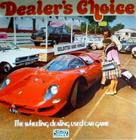 Dealer's Choice Board Game | Vintage Board Games & Classic Toys | Vintage Playtime