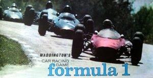 Formula 1 Board Game | Vintage Board Games & Classic Toys | Vintage Playtime