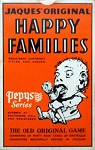 'Happy Families' Card Game