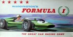 'Formula 1' Board Game: Rule Booklet