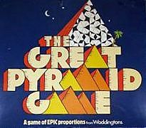 The Great Pyramid Game | Vintage Board Games & Classic Toys | Vintage Playtime