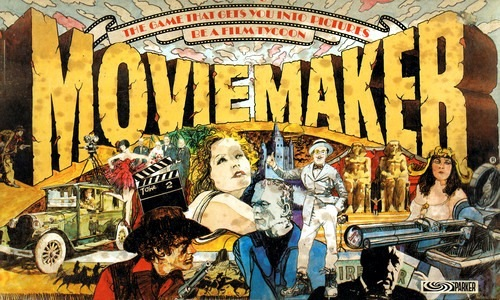 Moviemaker Board Game | Vintage Board Games & Classic Toys | Vintage Playtime