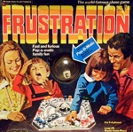 'Frustration' Board Game