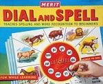 'Dial And Spell' Game