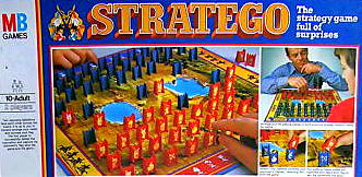 Stratego Board Game | Vintage Board Games & Classic Toys | Vintage Playtime