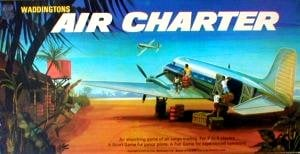 Air Charter Board Game | Vintage Board Games & Classic Toys | Vintage Playtime