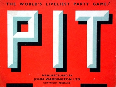 Pit Card Game | Vintage Board Games & Classic Toys | Vintage Playtime