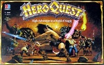 'Hero Quest' Board Game