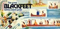 The Great Blackfeet Indian Canoe Game Board Game | Vintage Board Games & Classic Toys | Vintage Playtime