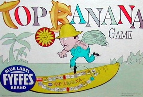 Top Banana Game Board Game | Vintage Board Games & Classic Toys | Vintage Playtime