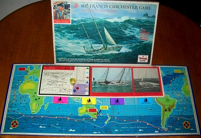 'The Sir Francis Chichester Game' Board Game