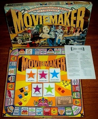 'Moviemaker' Board Game