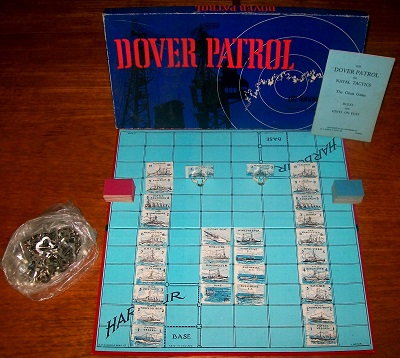 'Dover Patrol' Board Game