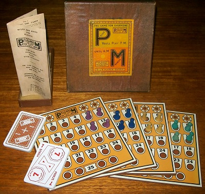 'Plus & Minus' Card Game