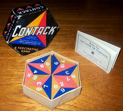 'Contack' Game
