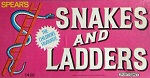 'Snakes And Ladders' Board Game