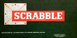 'Scrabble' Board Game