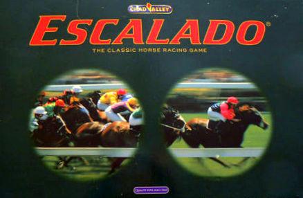 Escalado Board Game | Vintage Board Games & Classic Toys | Vintage Playtime