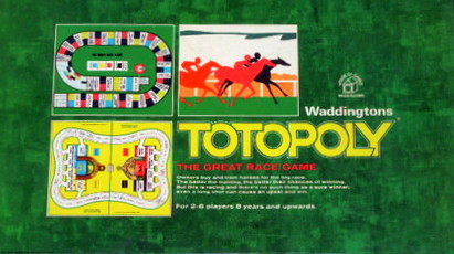 Totopoly Board Game | Vintage Board Games & Classic Toys | Vintage Playtime