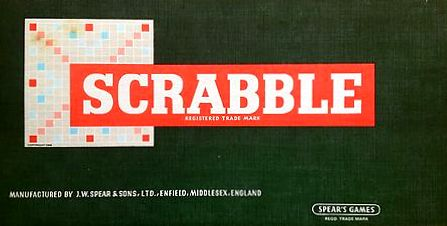 Scrabble Board Game | Vintage Board Games & Classic Toys | Vintage Playtime