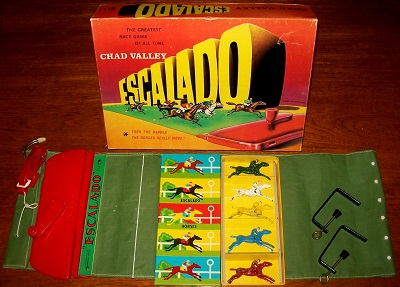 'Escalado' Game