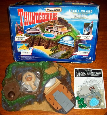 'Thunderbirds: Tracy Island' Toy