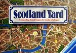 'Scotland Yard' Board Game