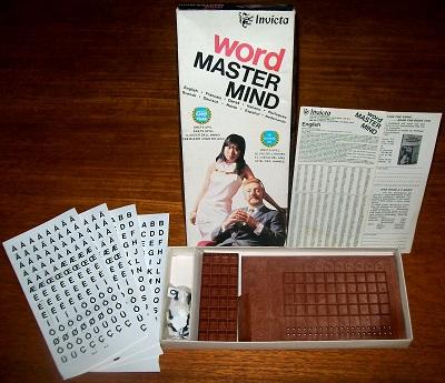 'Word Master Mind' Game