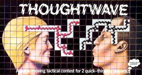 Thoughtwave Board Game | Vintage Board Games & Classic Toys | Vintage Playtime