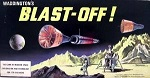 'Blast-Off' Board Game