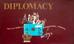 'Diplomacy' Board Game